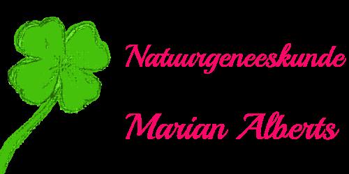 Natuurgeneeskunde Marian Alberts